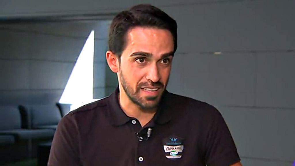 """Vuelta 2018   Contador: """"Estoy seguro que el Tour se le dará bien a Enric Mas"""""""