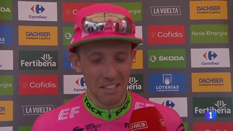 Vuelta 2018   Emotiva victoria de Michael Woods con dedicatoria