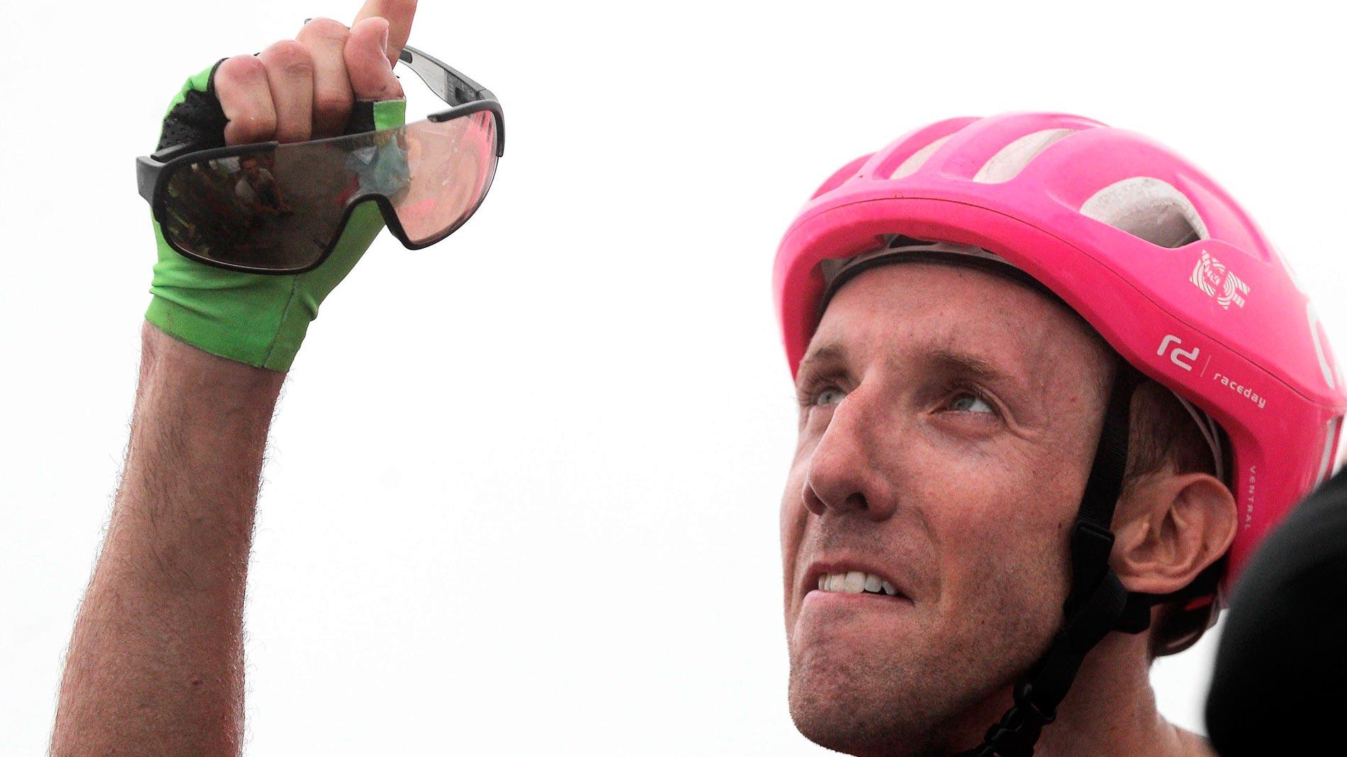 Vuelta 2018 | Emotiva victoria de Michael Woods con dedicatoria