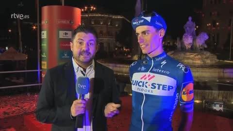 """Vuelta 2018   Enric Mas: """"Si no hubiera tenido mal día en La Covatilla tal vez el desenlace hubiera sido diferente"""""""
