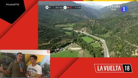 "Vuelta 2018   Marc Márquez: ""He llegado a ponerme a 80km/h encima de una bicicleta"""