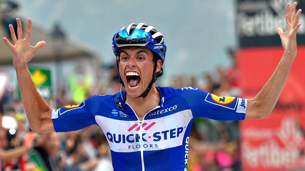 Vuelta 2018 | Mas gana en La Gallina y Yates sentencia su primera 'grande'