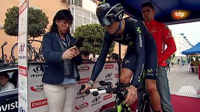 "Ciclismo - Vuelta a Andalucía ""Ruta del Sol"": resumen etapa prólogo"