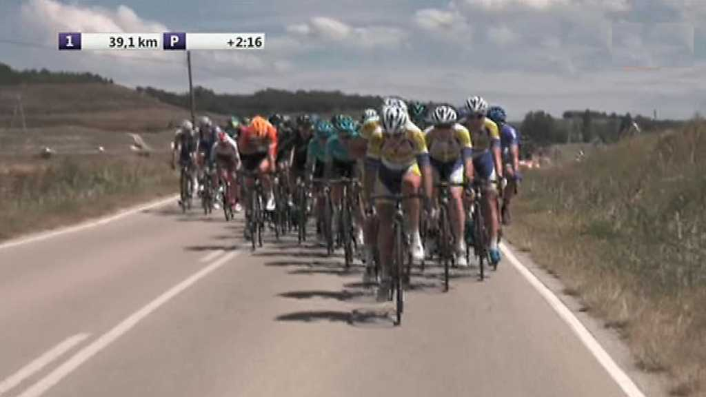 Ciclismo - Vuelta a Burgos 2017. Etapa 1ª
