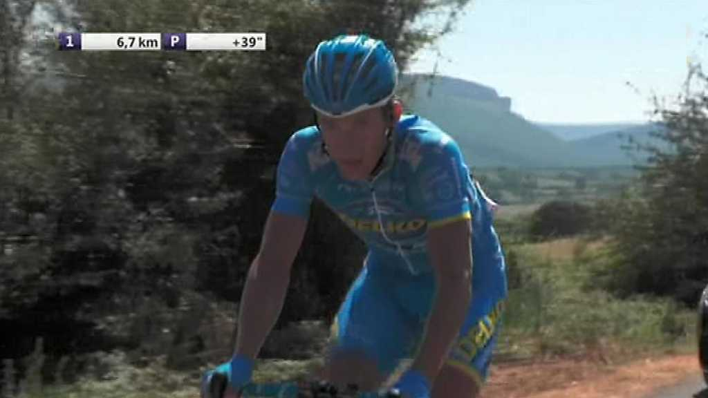 Ciclismo - Vuelta a Burgos 2017. Etapa 3ª