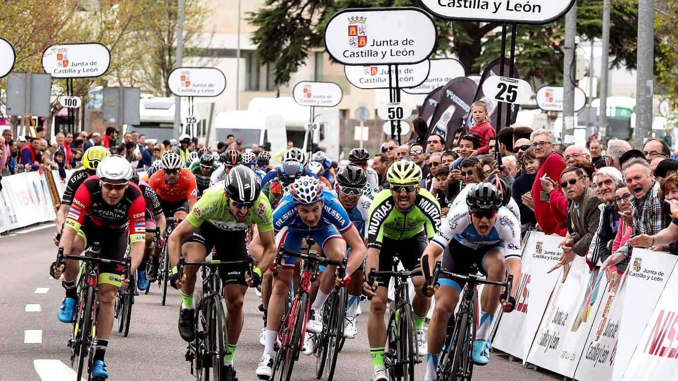 Ciclismo - Vuelta Castilla y León 2018. Resumen
