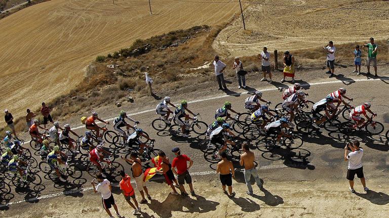 La Vuelta a España, desde otro punto de vista