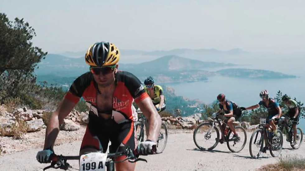 Mountain Bike - Vuelta a Ibiza Internacional. Resumen