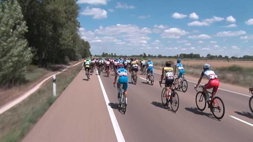 Ciclismo - Vuelta a León. Resumen