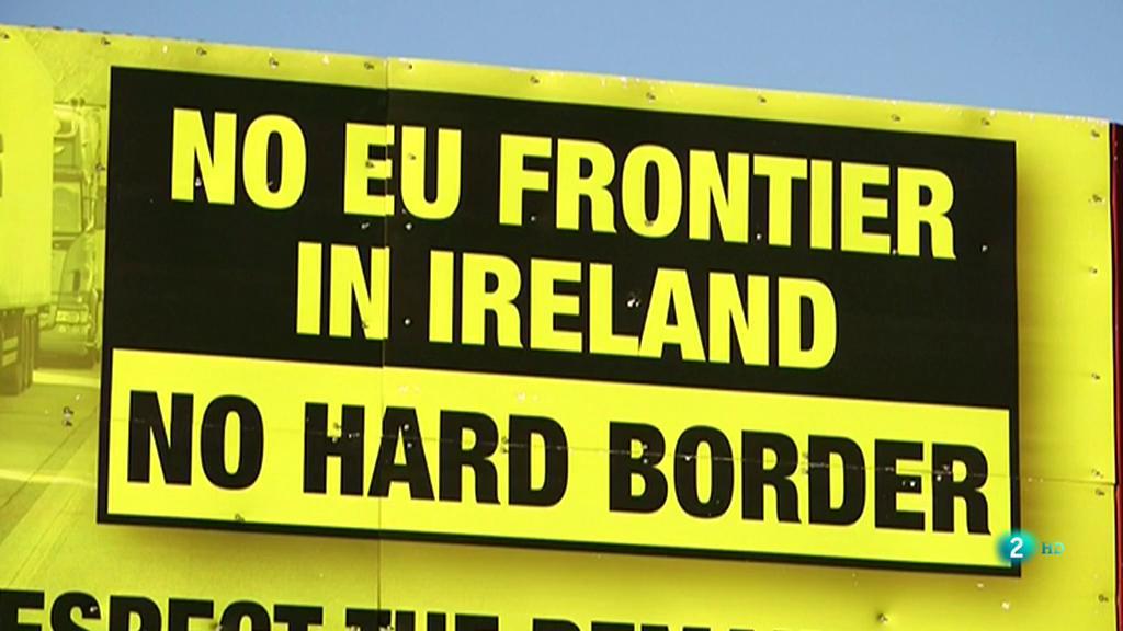 A vueltas con la frontera irlandesa