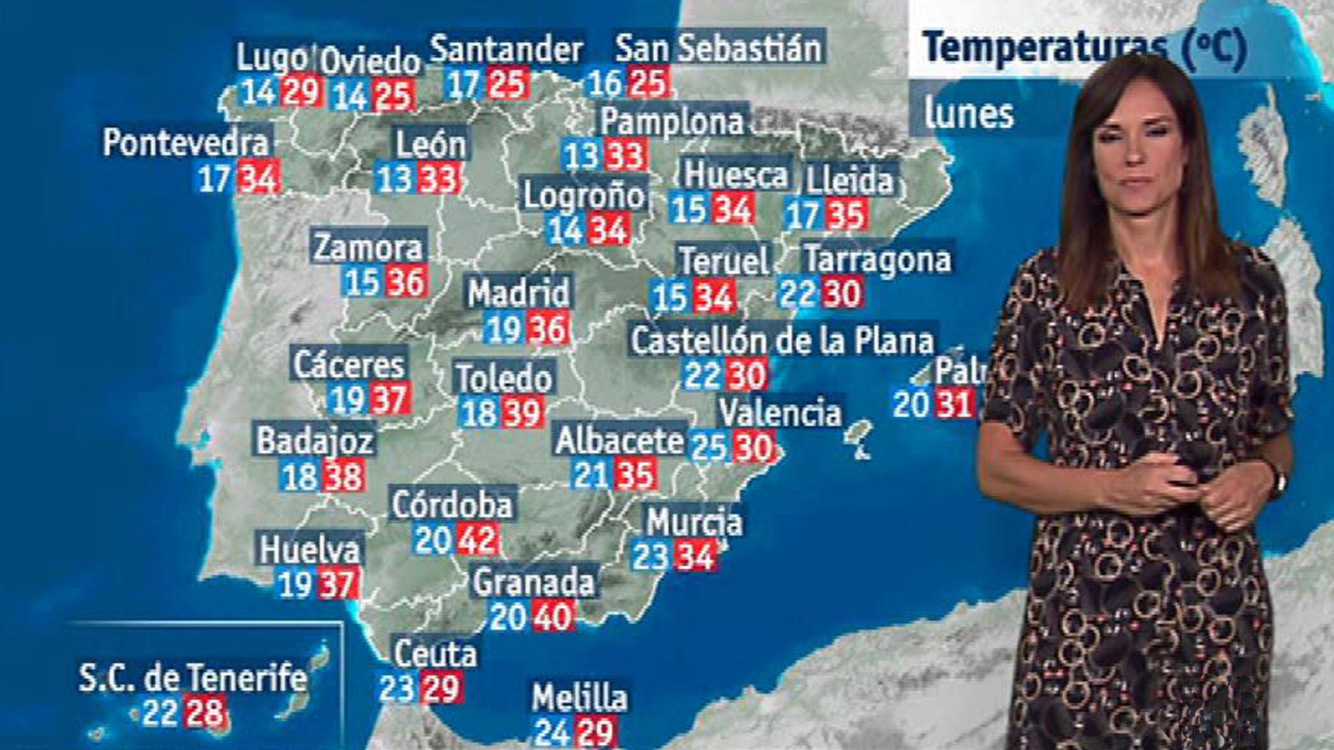 Vuelve el calor a todo el país