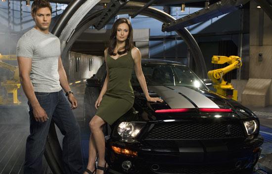 """El coche fantástico - Vuelve """"El coche fantástico"""""""