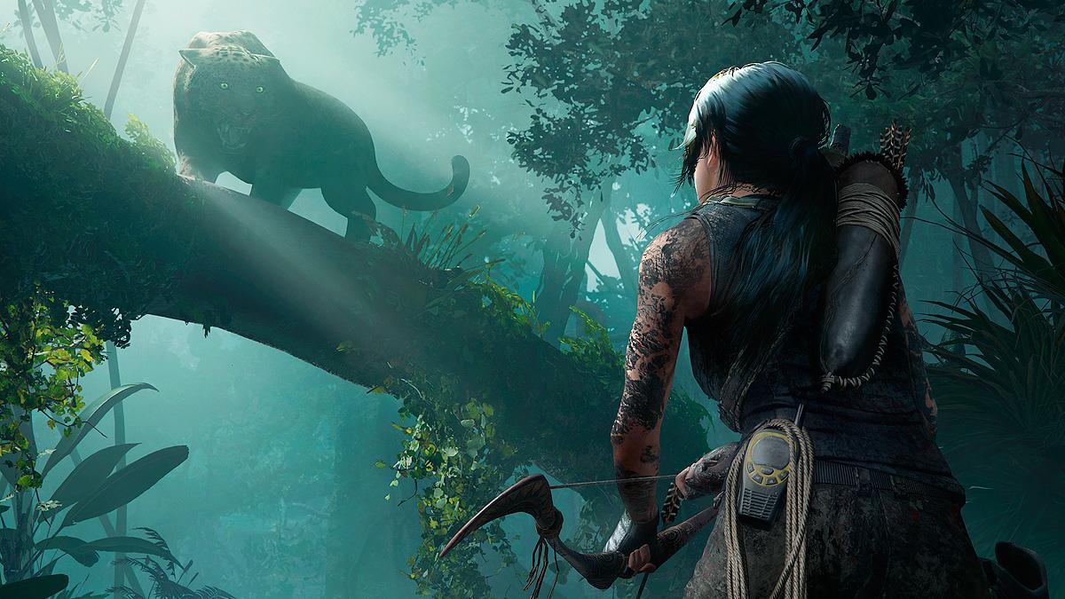 Vuelve Lara Croft para salvar al mundo de un apocalipsis maya