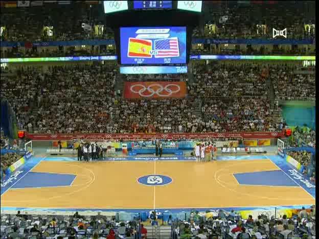 Final de los JJOO de Pekín: España 107-118 EEUU
