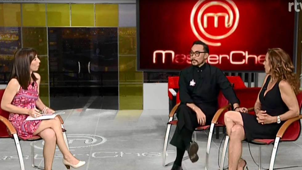 """MasterChef 5 - Vuelve a ver el videoencuentro con Odkhuu: """"Me veía en la final con Laila y Edurne"""""""
