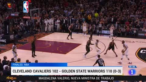 Los Warriors acarician su sexto anillo gracias a un brillante Durant