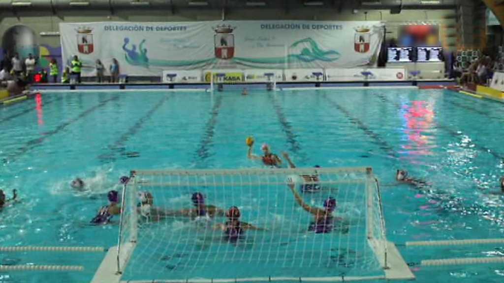 Waterpolo - Liga Mundial Femenina: España - Rusia, desde Sevilla