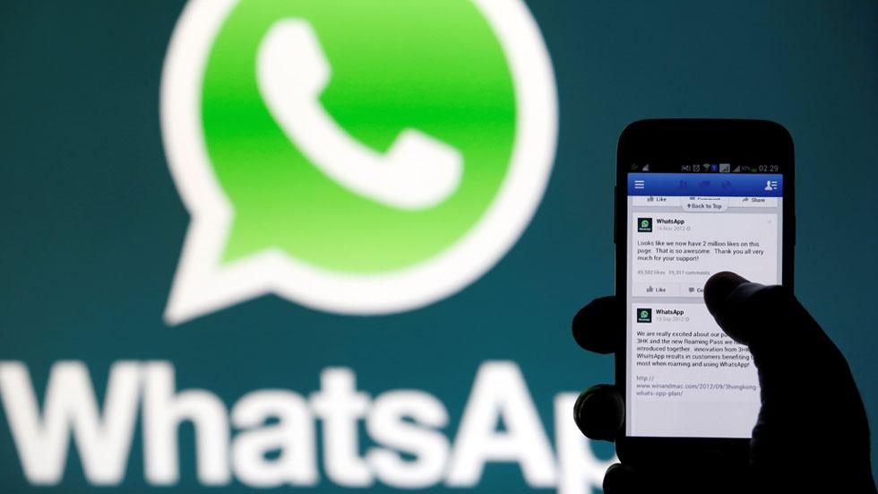 WhatsApp se cae por tercera vez en dos semanas