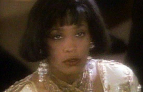 Whitney Houston, cara y voz de 'El Guardaespaldas'