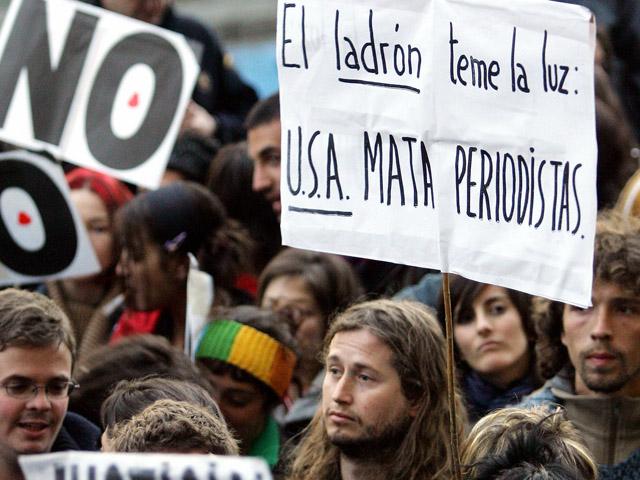 Wikileaks: EE.UU. presionó a España para frenar procesos judiciales
