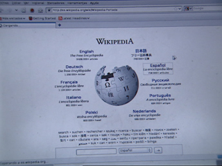 Wikipedia está entre las diez páginas más consultadas por los españoles
