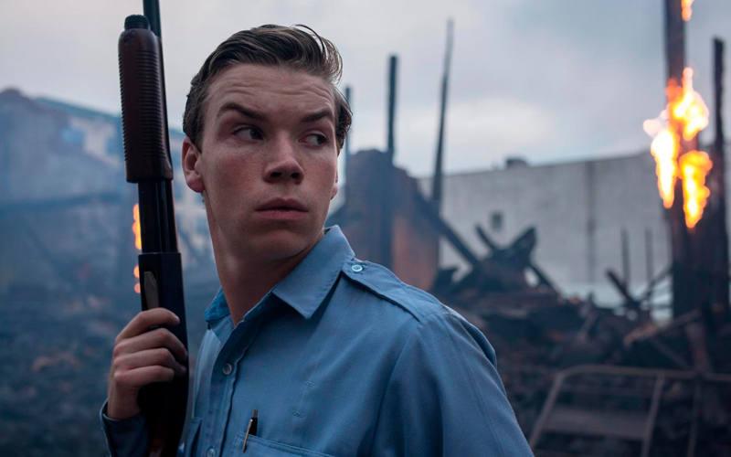 Will Poulter da miedo con su interpretación de un policía racista