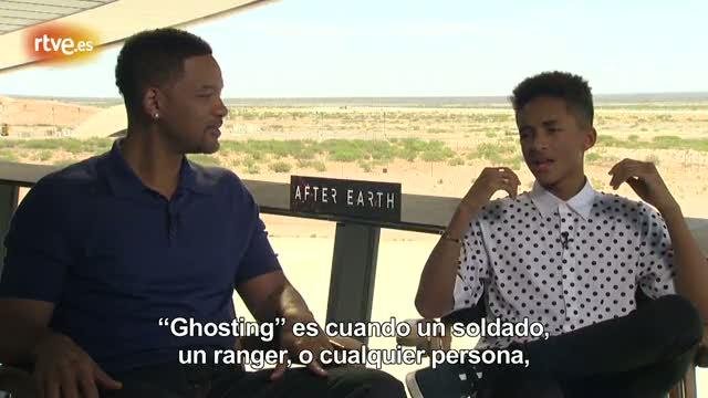"""Will Smith: '""""After Earth' es una película épica y espectacular"""""""