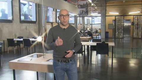 Cámara abierta 2.0 - Work in Process, Screenly, Edu Soto en 1minutoCOM
