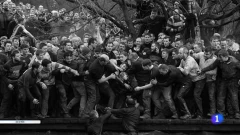 Un World Press Photo para el 'deporte' de Derbyshure