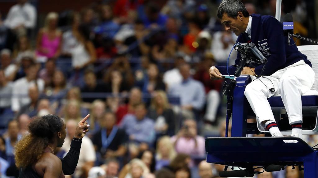 """La WTA apoya la teoría """"sexista"""" de Serena Williams"""