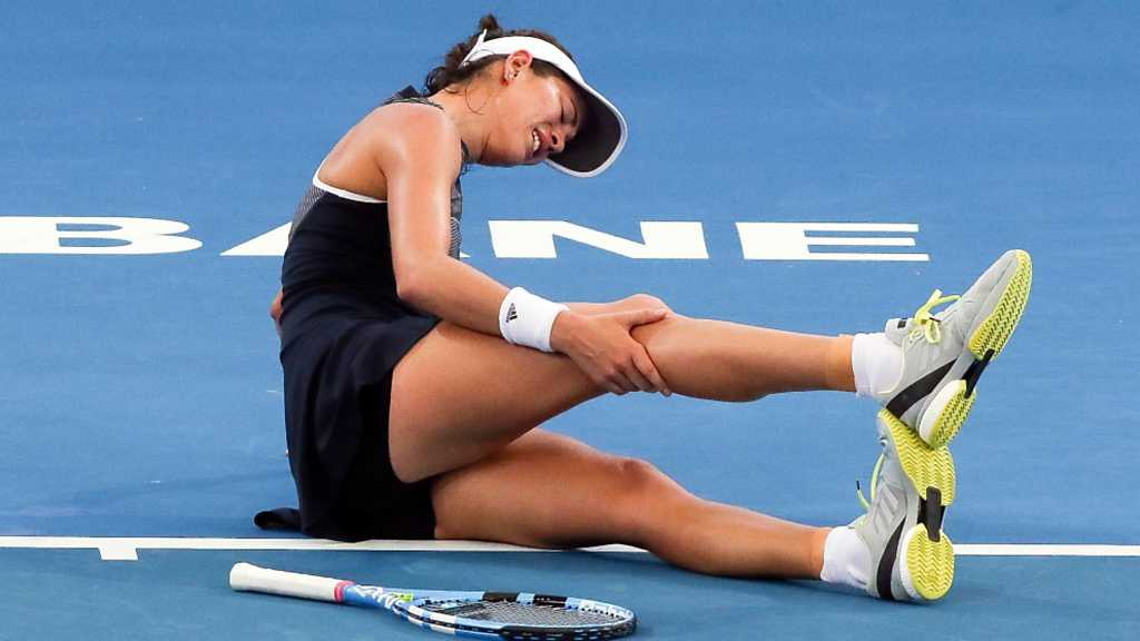 Tenis - WTA Torneo Brisbane (Australia): G.Muguruza - A.Krunic