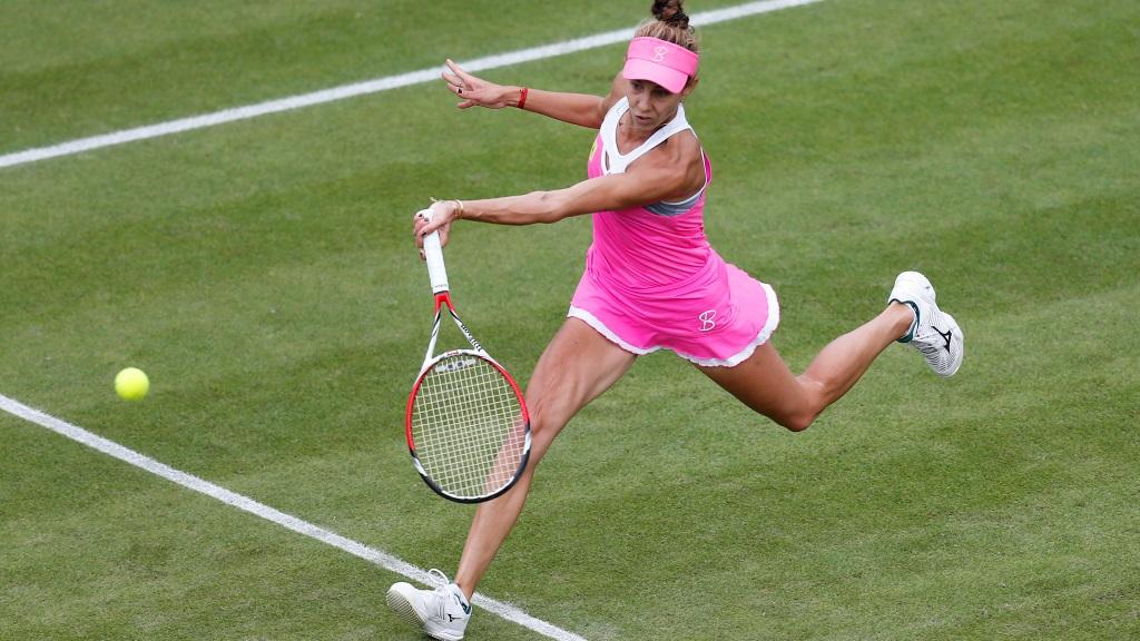 Tenis - WTA Torneo Birmingham: P. Maetic - M. Buzarnescu