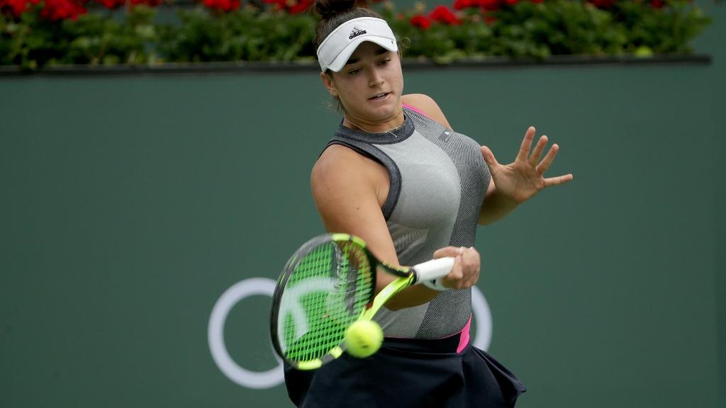 Tenis - WTA Torneo Indian Wells (EEUU): S.Rogers - C.Dolehide