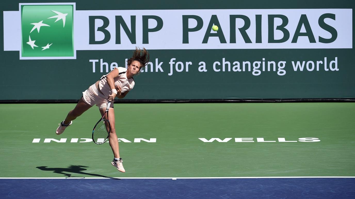 Tenis - WTA Torneo Indian Wells (EEUU). Final: N. Osaka - D. Kasàtkina