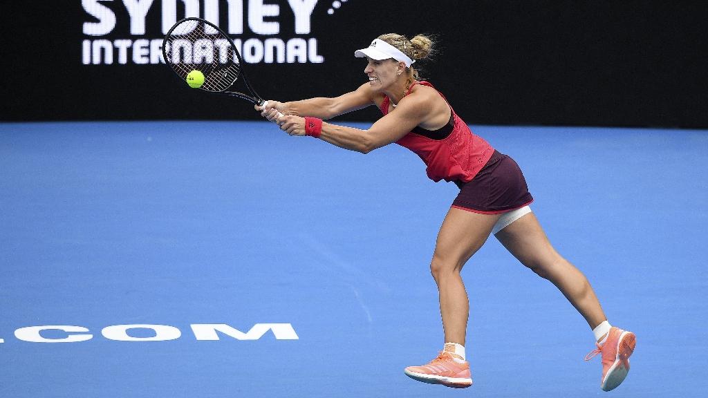 Tenis - WTA Torneo Sidney (Australia) Final: A. Barty - A. Kerber