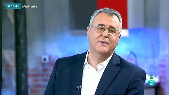 La Aventura del Saber. TVE. WWF. Óscar Esparza