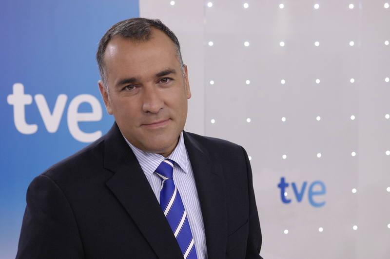 Xabier Fortes, mejor presentador de televisión