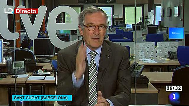 """Trías (CiU): """"Hay que poner la marca Barcelona al servicio de los emprendedores"""""""