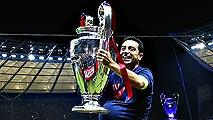 Xavi se despide del Barça con su 25º título y Luis Enrique no aclara su futuro