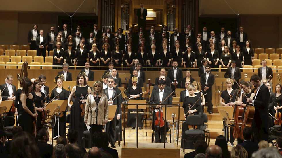 """XIV Concierto """"In Memorian"""", homenaje a las víctimas del terrorismo con la Orquesta y Coro RTVE"""