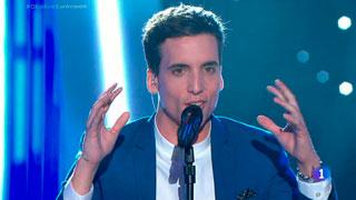 """Xuso Jones canta """"Victorious"""" en Objetivo Eurovisión"""