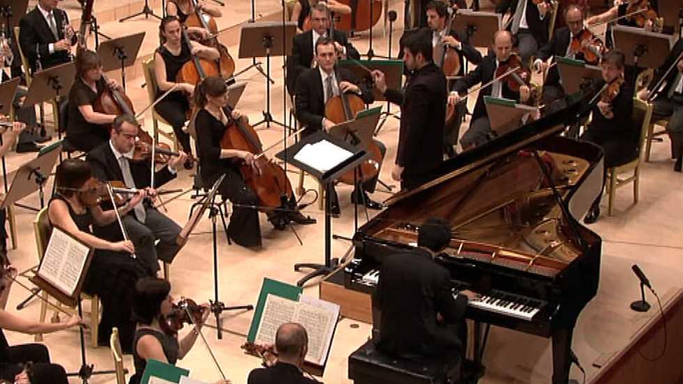 Los conciertos de La 2 - XV Jóvenes Músicos nº1 (parte 1ª)