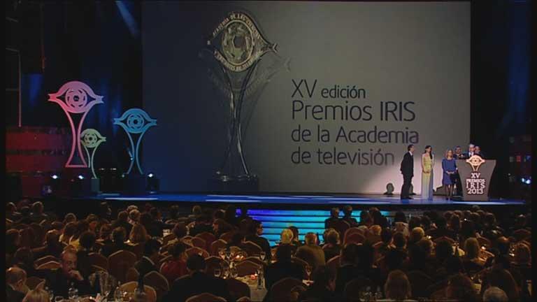 XV Premios Iris de la Academia de Televisión