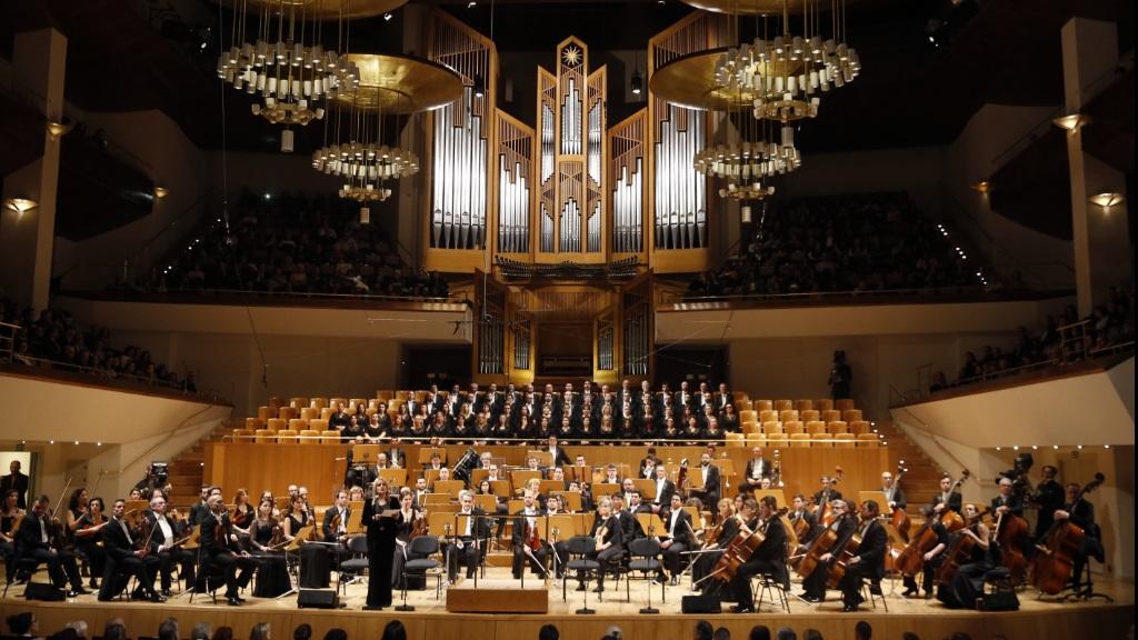 XVI concierto In Memoriam Homenaje a las víctimas del terrorismo