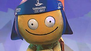 XVIII Juegos Mediterráneos Tarragona 2017. Presentación de la mascota