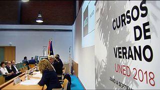 UNED - XXIX Edición de los cursos de verano de la UNED - 01/06/18