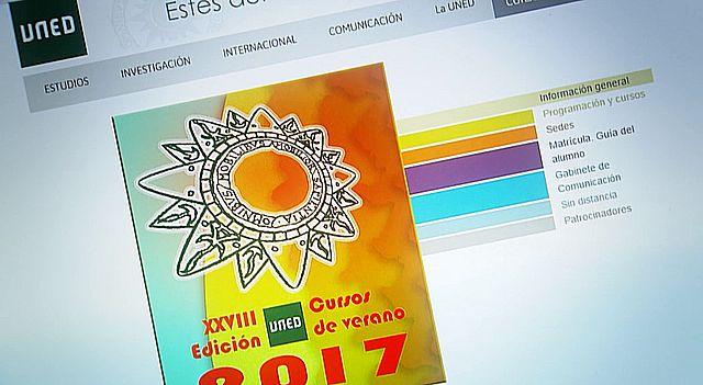 UNED - XXVIII edición de los Cursos de Verano de la UNED - 16/06/17