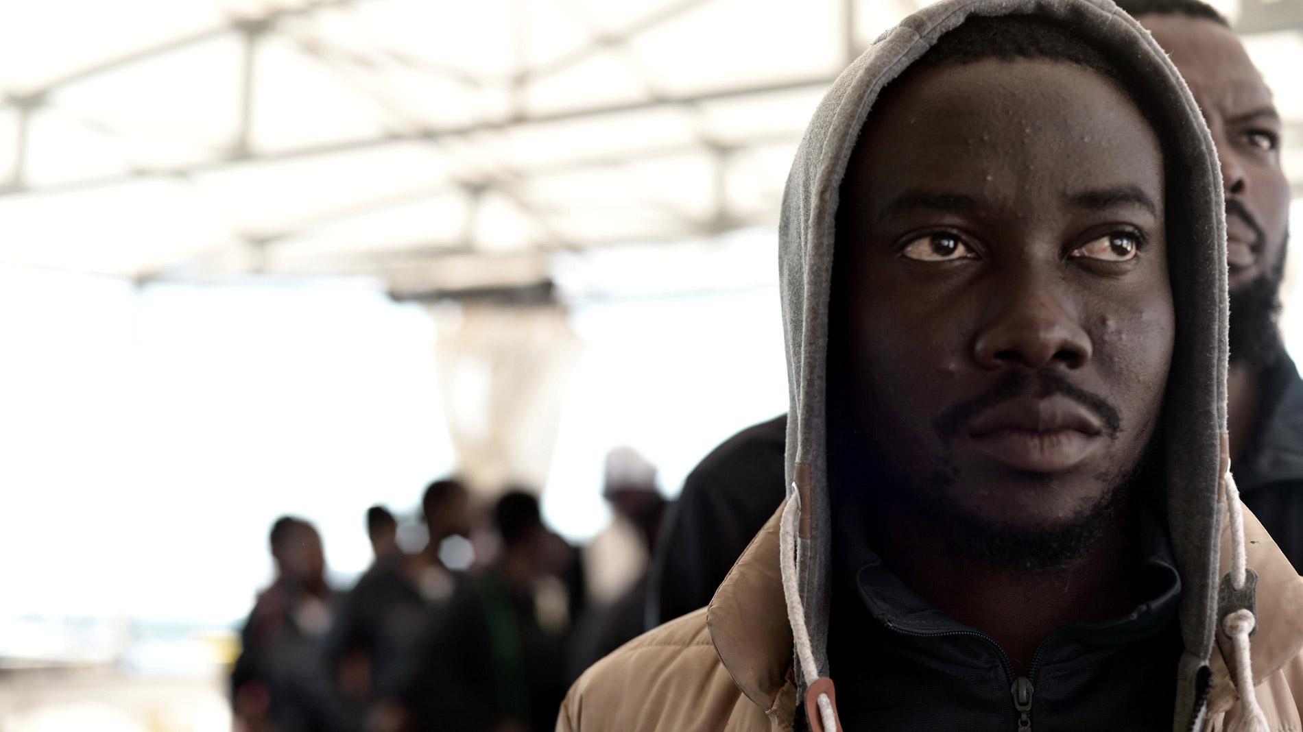 Ya están en España todos los migrantes rescatados por el Aquarius