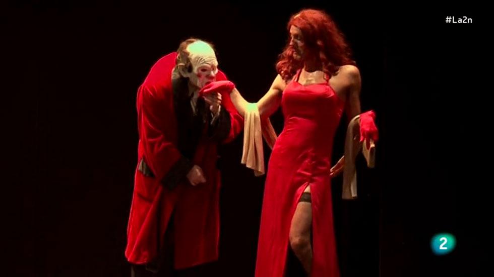 La 2 Noticias - Yllana, 25 años de teatralidad pura