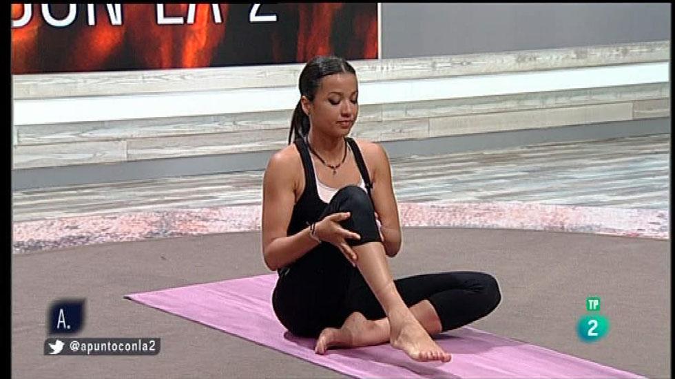 A punto con La 2 - Relajación oriental - Yoga a punto - La energía solar
